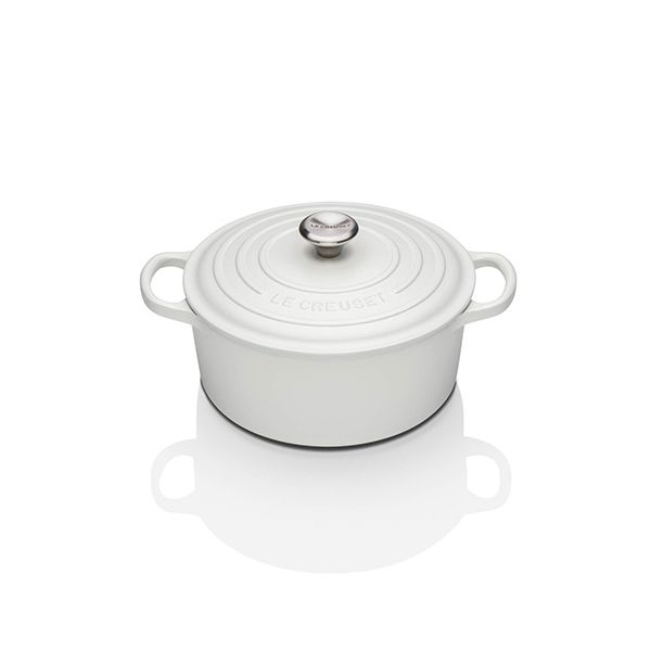 Le Creuset Signature Cotton Cast Iron 22cm Round Casserole