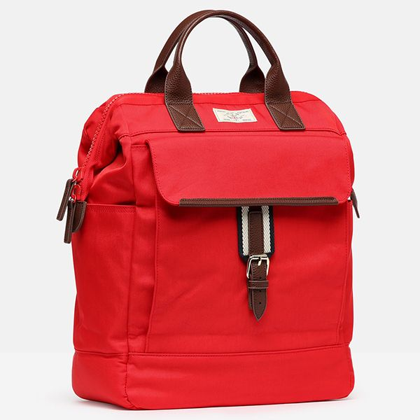 Joules Red Wells Rucksack