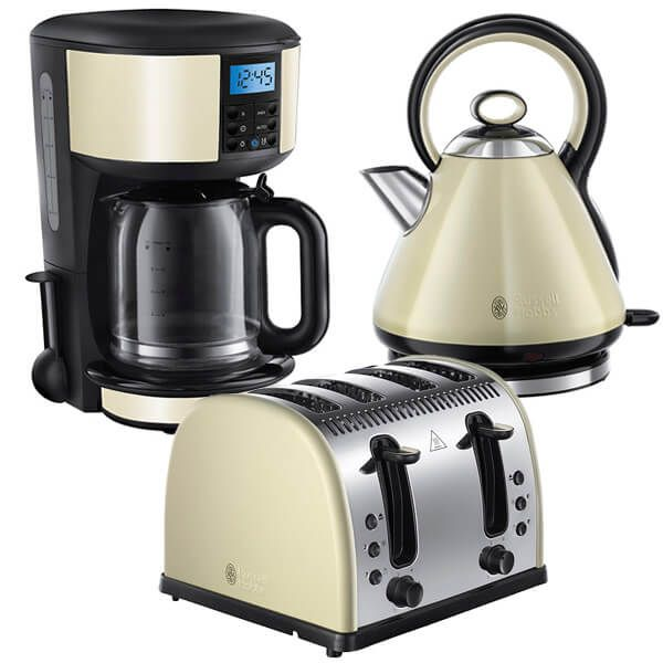 Russell Hobbs Legacy Breakfast Set Cream