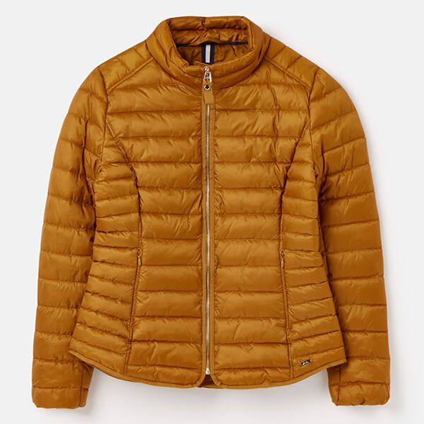 Joules Golden Canterbury Short Luxe Padded Jacket