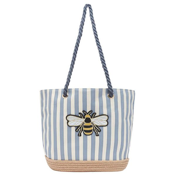 Joules Bee Tenby Espadrille Bag