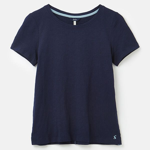 Joules French Navy Carley Classic Crew T-Shirt