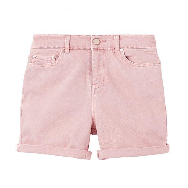 Joules Pink Shirley Denim Shorts