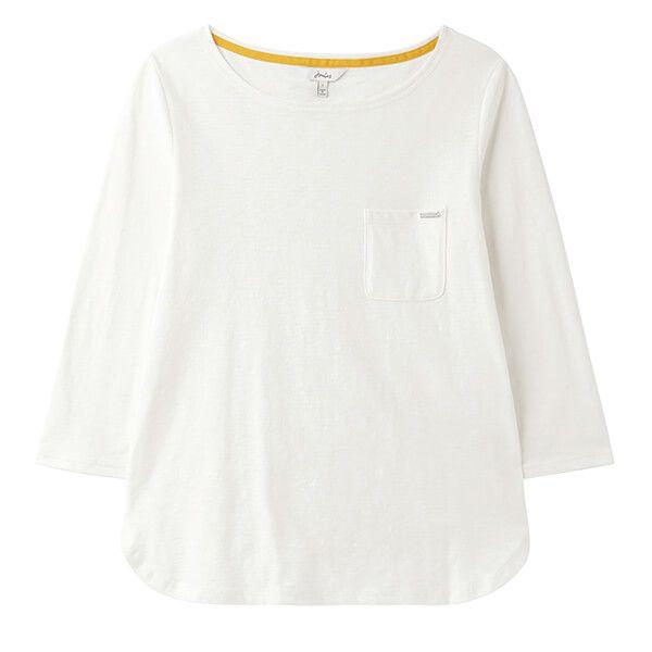 Joules Cream Melissa Pyjama Top