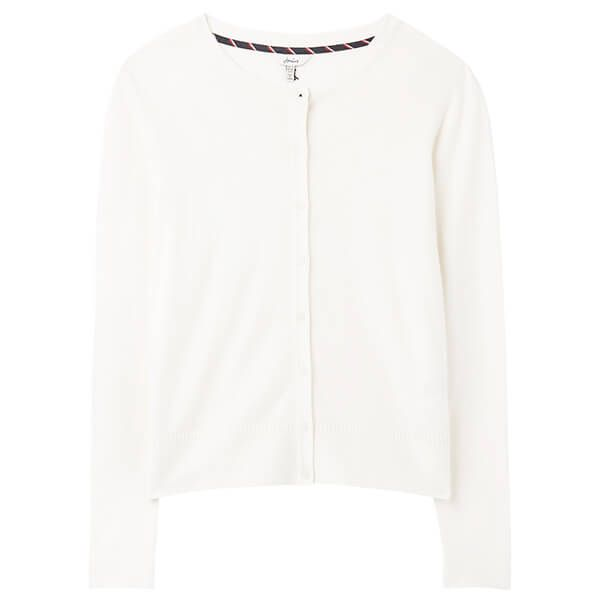 Joules Cream Louisa Cardigan
