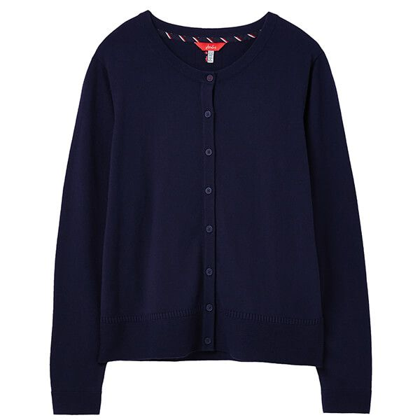 Joules French Navy Louise Cardigan