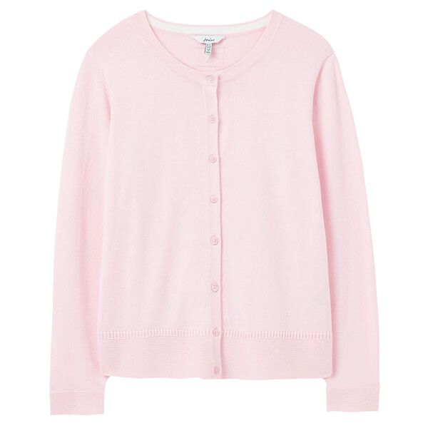 Joules Pink Louisa Cardigan