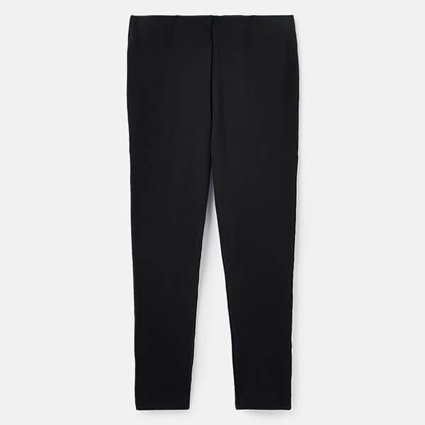 Joules Black Ebba Plain Leggings