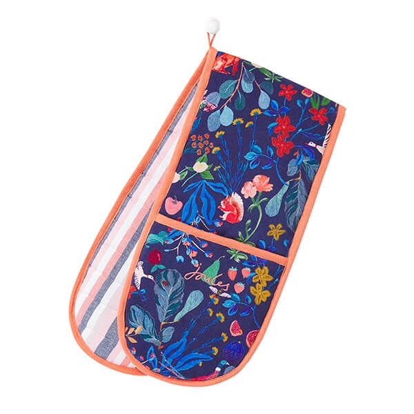 Joules Country Cottage Double Oven Glove