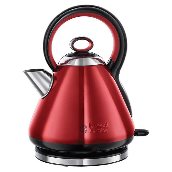 Russell Hobbs Legacy Kettle Red