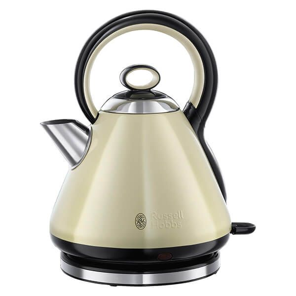 Russell Hobbs Legacy Kettle Cream