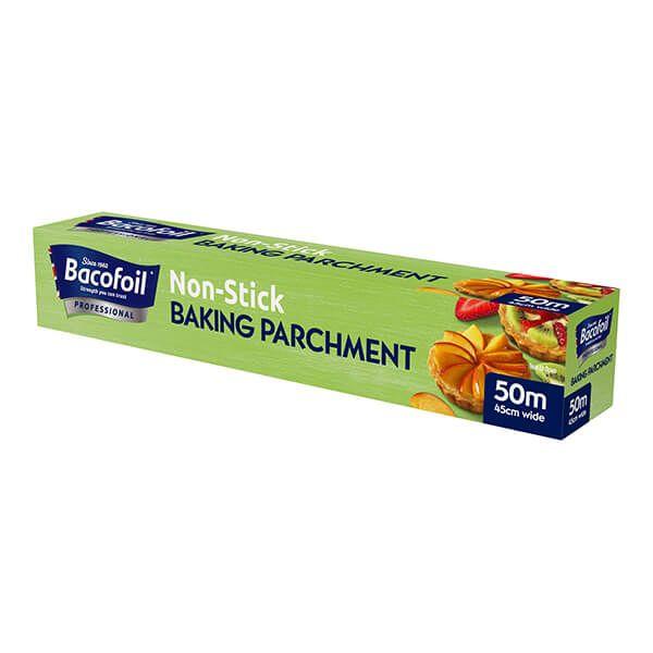 Bacofoil Professional Baking Parchment