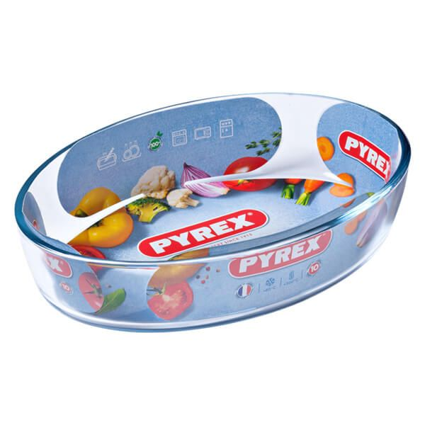 Pyrex Classic 25cm Oval Roaster