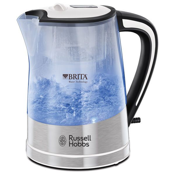 Russell Hobbs 1L Purity Brita Filtered Kettle