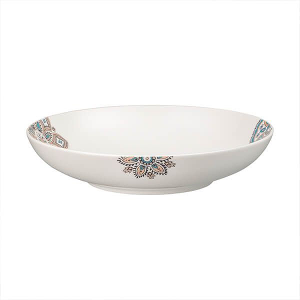Denby Monsoon Mandala Pasta Bowl