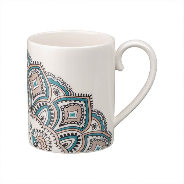Denby Monsoon Mandala Small Mug
