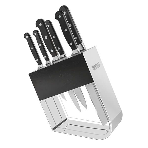 Tramontina 7 Piece Knife Block