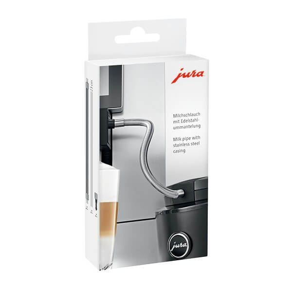 Jura Stainless Steel Milk Pipe