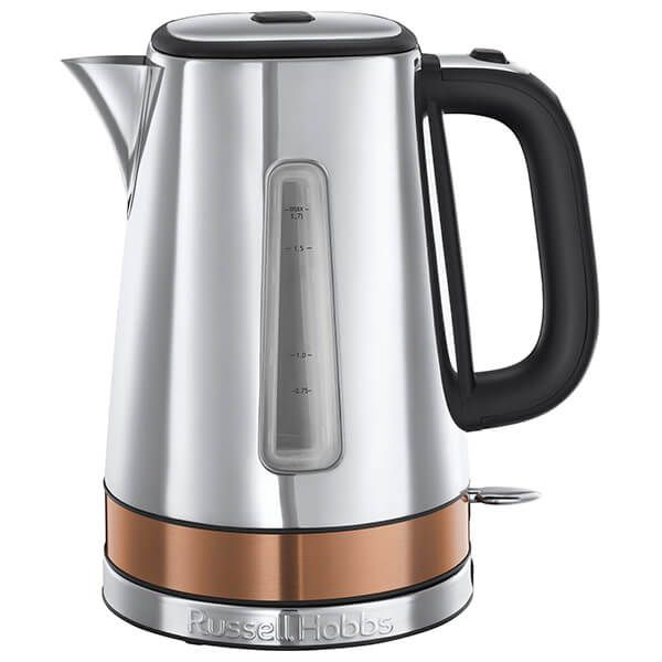 Russell Hobbs Luna Stainless Steel & Copper Kettle