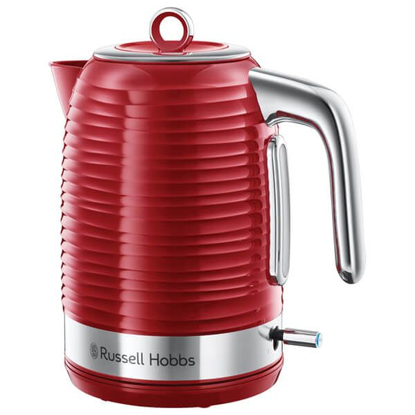 Russell Hobbs 1.7L Inspire Kettle Red