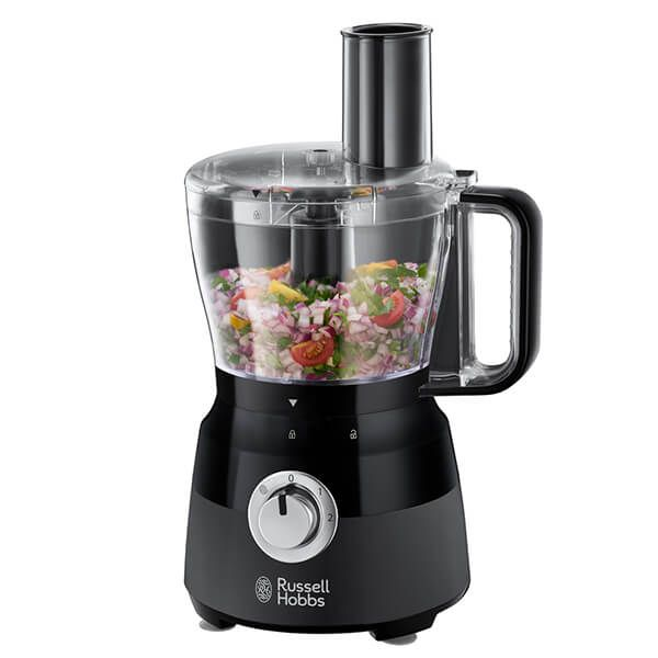 Russell Hobbs Desire Matte Black Food Processor