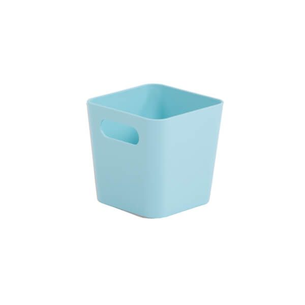 Wham Studio Basket 1.01 Square Duck Egg Blue