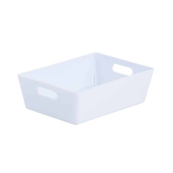 Wham Studio Basket 3.01 Rectangular Ice White