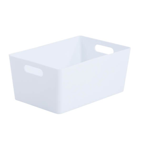 Wham Studio Basket 4.02 Rectangular Ice White