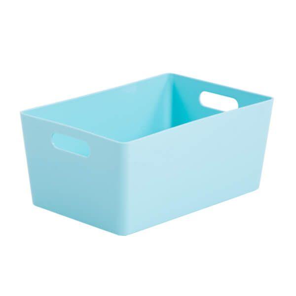 Wham Studio Basket 4.02 Rectangular Duck Egg Blue