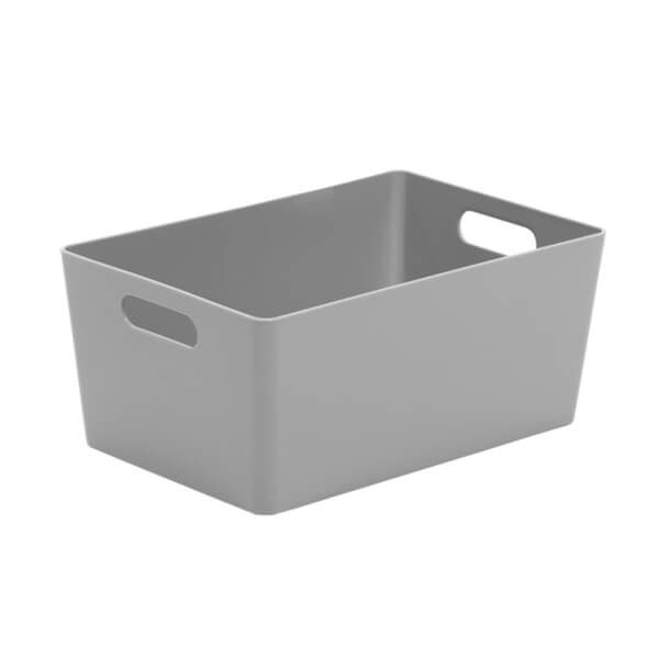 Wham Studio Basket 4.02 Rectangular Cool Grey