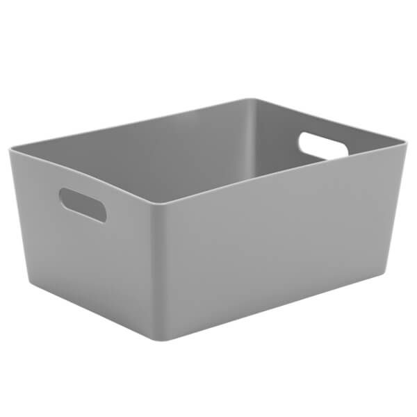 Wham Studio Basket 5.02 Rectangular Cool Grey