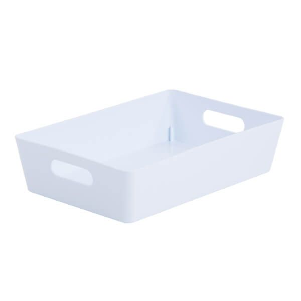 Wham Studio Basket 4.01 Rectangular Ice White