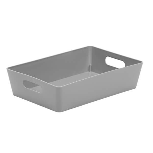 Wham Studio Basket 4.01 Rectangular Cool Grey