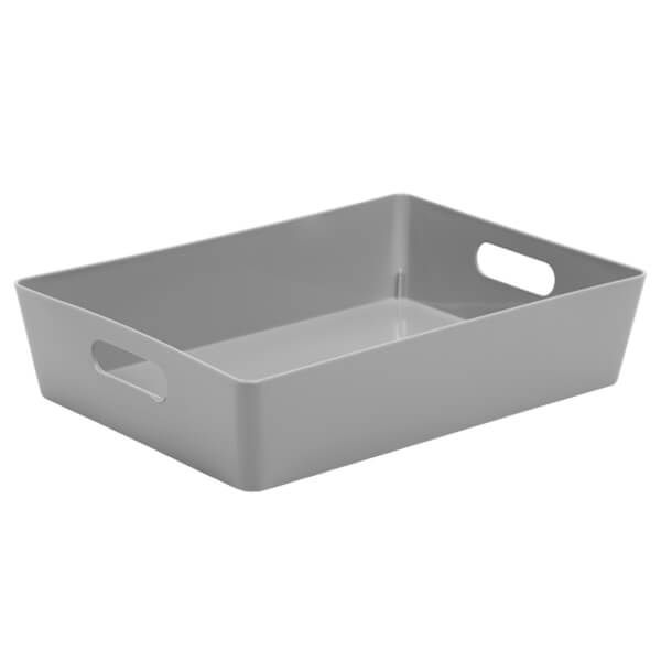 Wham Studio Basket 5.01 Rectangular Cool Grey