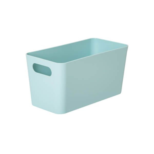 Wham Studio Basket 6.01 Rectangular Duck Egg Blue