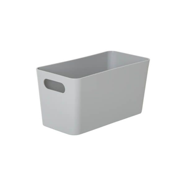 Wham Studio Basket 6.01 Rectangular Grey