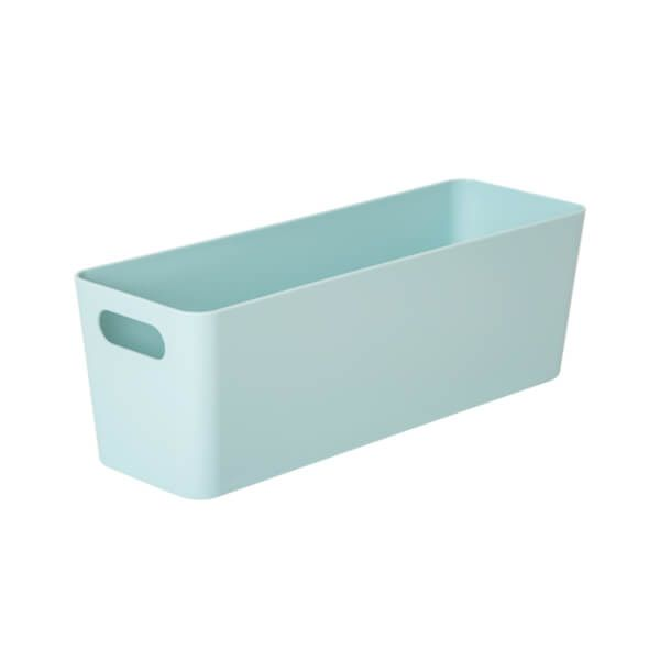 Wham Studio Basket 7.01 Rectangular Duck Egg Blue