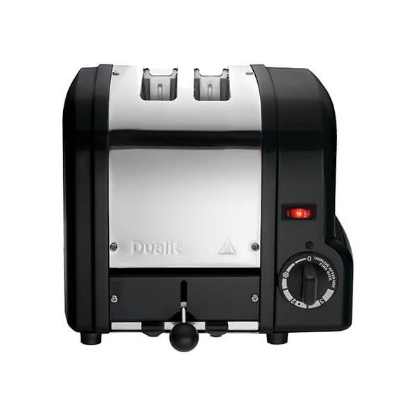 Dualit Origins Black 2 Slot Toaster