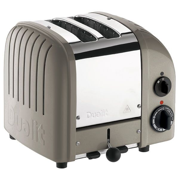 Dualit Classic Vario AWS Shadow 2 Slot Toaster With Free Gift