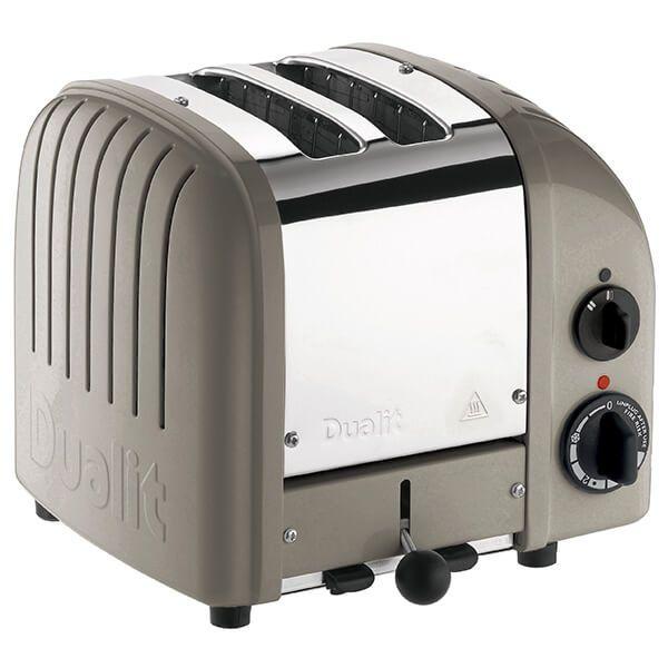 Dualit Classic Vario AWS Shadow 2 Slot Toaster