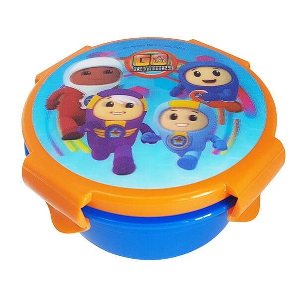CBeebies Go Jetters Snack Pot