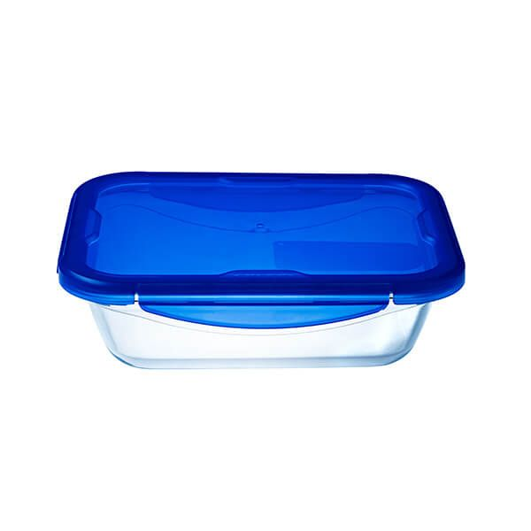 Pyrex Cook & Go Small Rectangular Dish