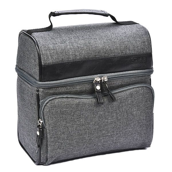 Polar Gear Premium Chest Cool Bag Grey