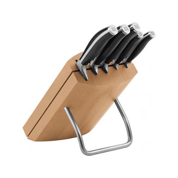Henckels Twin Cuisine 6 Piece Knife Block Set