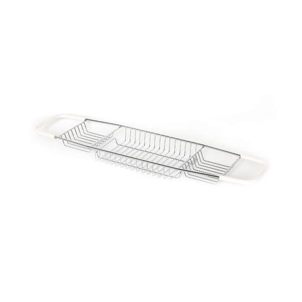 Delfinware Wireware Stainless Steel Bath Tray