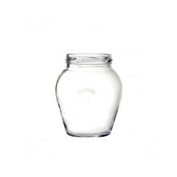 Set Of Six 314ml Orcio Jars & Lids