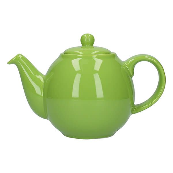 London Pottery Globe 4 Cup Teapot Green