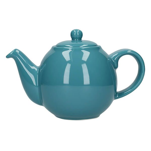 London Pottery Globe 4 Cup Teapot Aqua