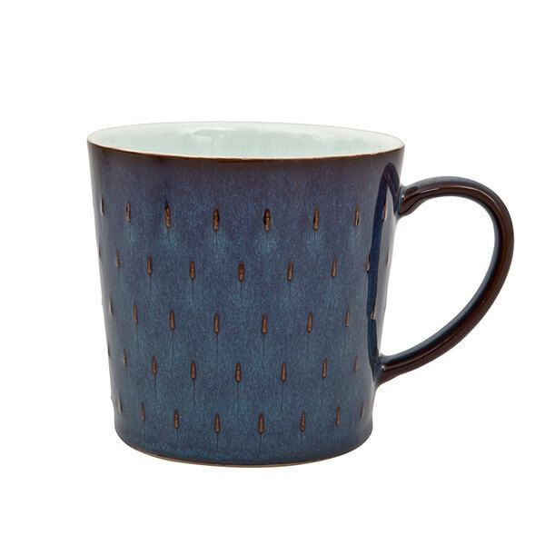 Denby Peveril Blue Cascade Mug