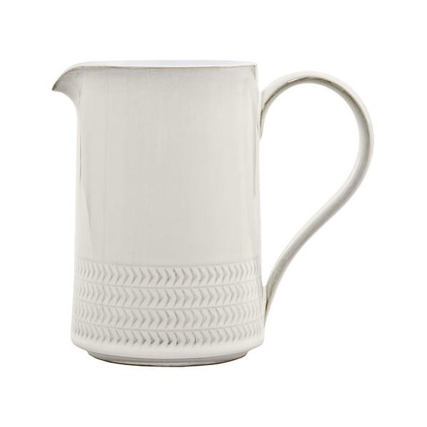 Denby Natural Canvas Textured Medium Jug